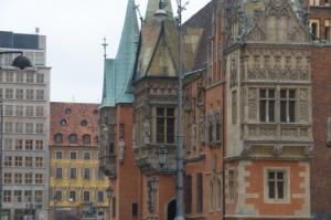 Балконы на Ратуше