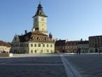 Центральная площадь города Брашов