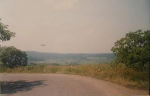 Дирижабль-в-небе-Сигишуары