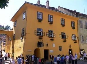 Дом-где-родился-Влад-Тепеш-Дракула