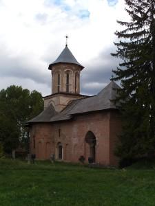 Церковь св.Домняскэ