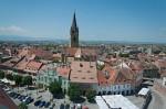Город Сибиу Румыния
