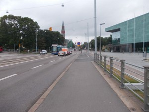 Хельсинки-улицы