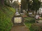Кладбище в Сигишоаре