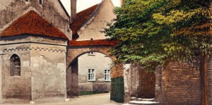 Клецковые ворота
