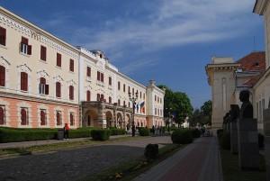 Краеведческий музей в Алба-Юлии