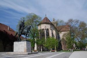 Монумент князю Валахии Михаю Храброму