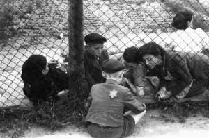 В Лодзинском гетто