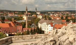 город крепость эгер