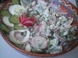 крайний-салат