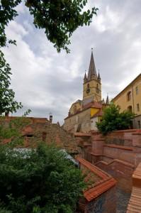 Лестница XIII века