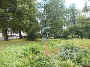 лошадь-в-парке