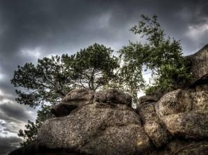 отвесные-скалы