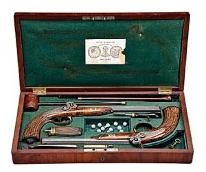 пистолеты пушкина 2