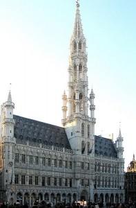 ратуша брюссель
