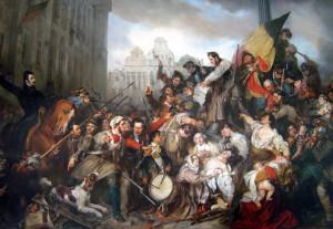 Восстание в Бельгии